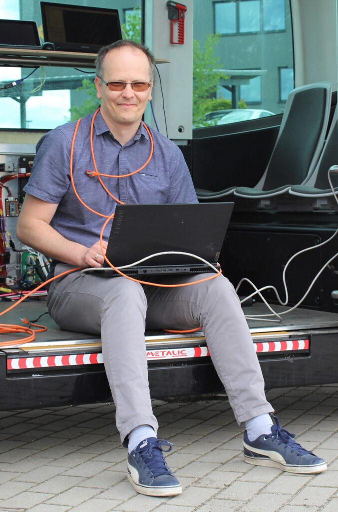 Zespół Autonomous - Głowacki Grzegorz