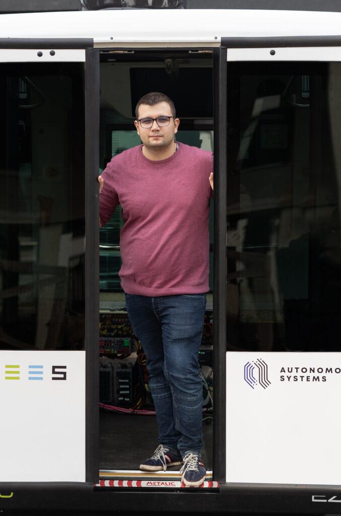 Zespół Autonomous -Ulfig Mateusz